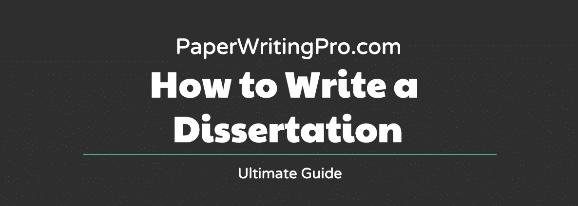 how to write a dissertation preview