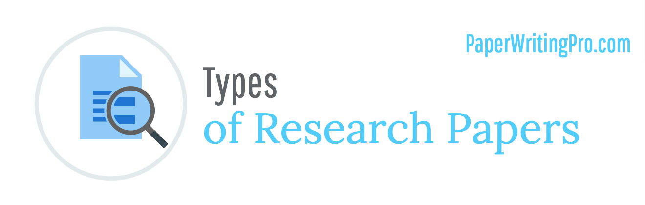 types of research papers preview